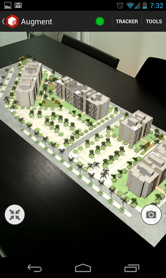 Augment - 3D Augmented Reality - screenshot