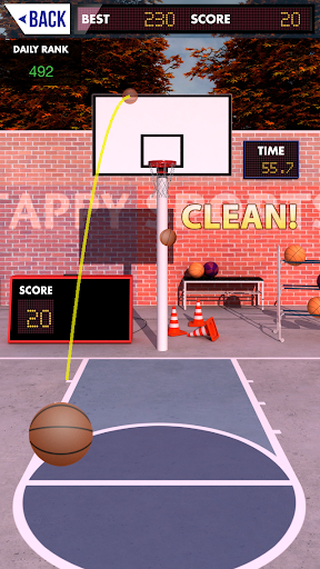 Tappy Sport Basketball NBA Pro Stars 1.6.19 screenshots 2