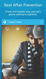 Couple Tracker - Phone monitor- screenshot thumbnail