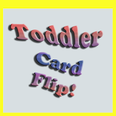 Toddler Card Flip!