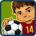 Kids soccer (football) icon