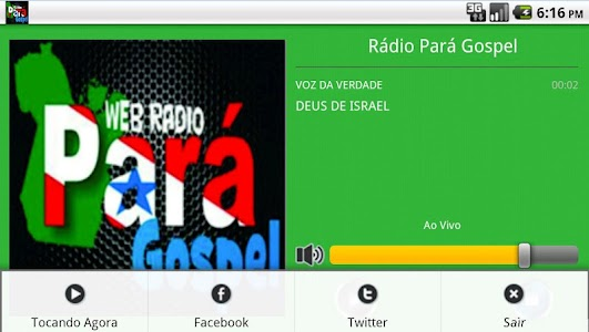 Rádio Pará Gospel screenshot 3