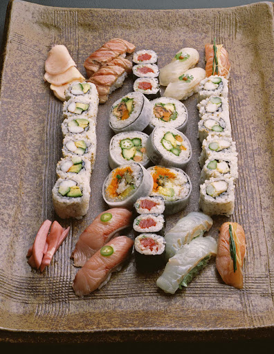 Culinary-Experiences-Nobu-Assorted-Sushi - Try an assortment of Nobu Sushi and let your taste buds take a trip while dining on Crystal Serenity.