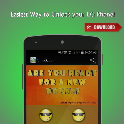 Unlock LG Phone  screenshots 1