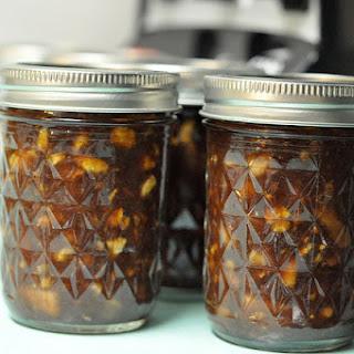 Charoses Inspired Jam for Passover