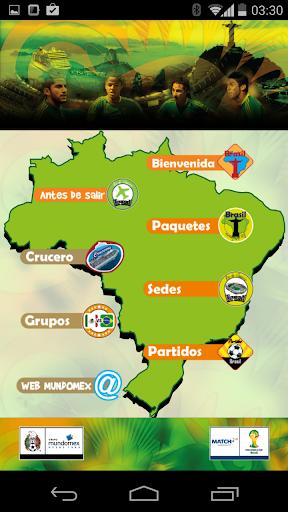 Mundomex Brasil 2014