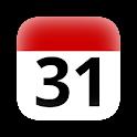 RO Sărbătorile Calendar Widget logo