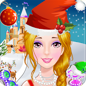 Christmas Princess Makeover