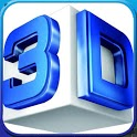 3D Wallpaper icon