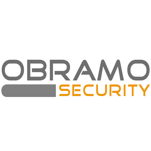 OBRAMO Security LOGO-APP點子