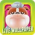 Dog Live Wallpaper icon