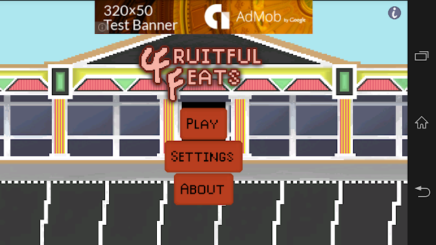 Fruitful Feats apk screenshot