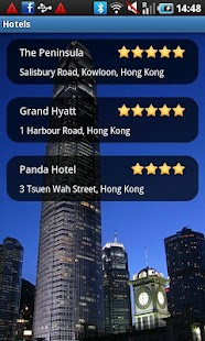 Hong Kong Travel Guide- screenshot thumbnail