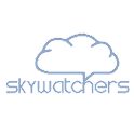 Skywatchers English logo