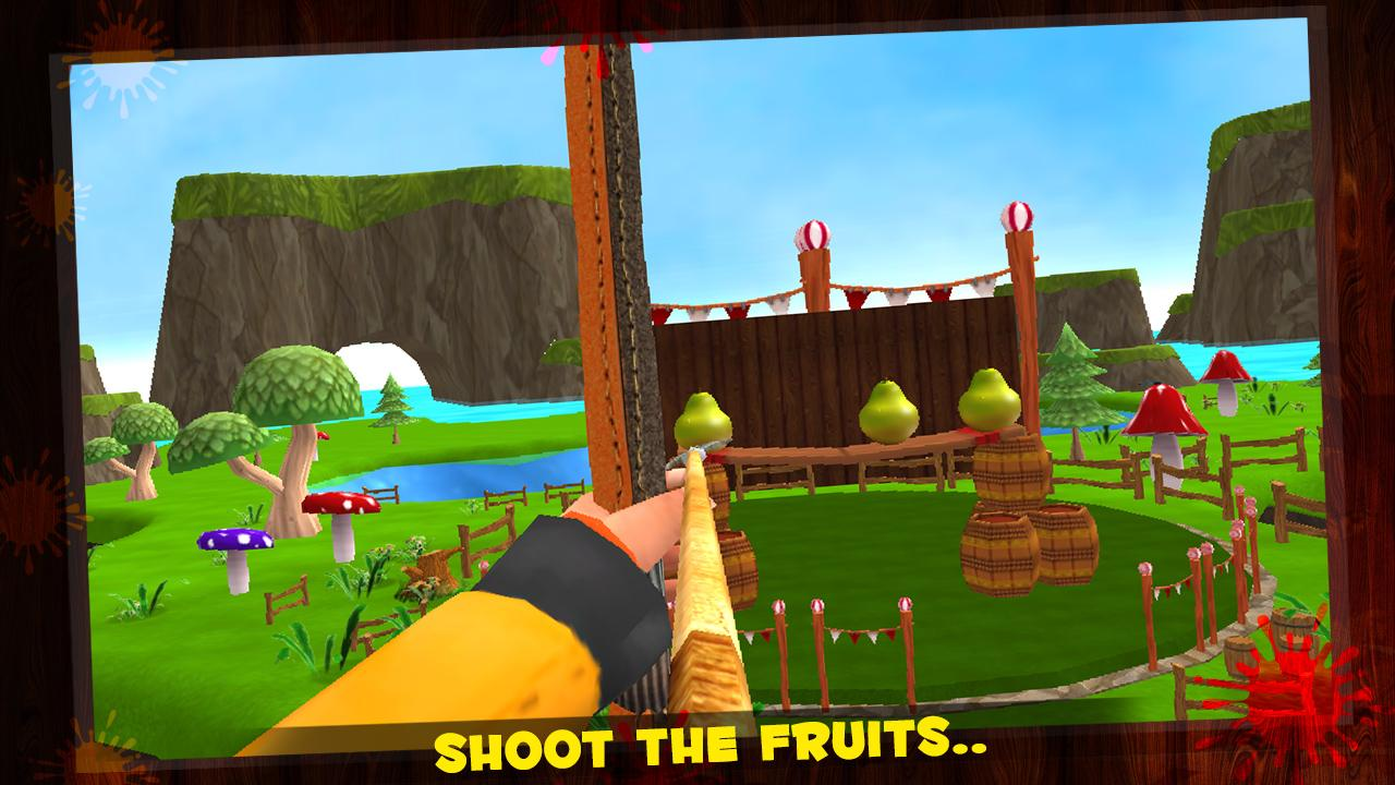 Fruit O Bow 3D - screenshot