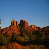 Sedona's Scenic Red Rocks