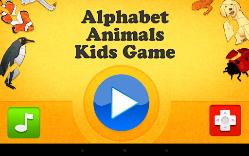 Alphabet Animals Kids Game