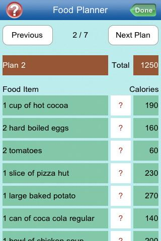 Atkins Diet - screenshot