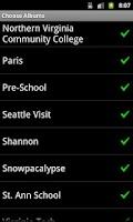 Screenshot of Open Picasa Wallpaper Beta