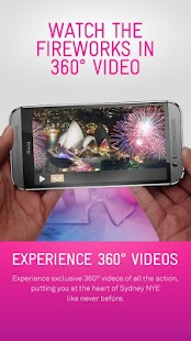 2014 Sydney New Year's Eve App - screenshot thumbnail
