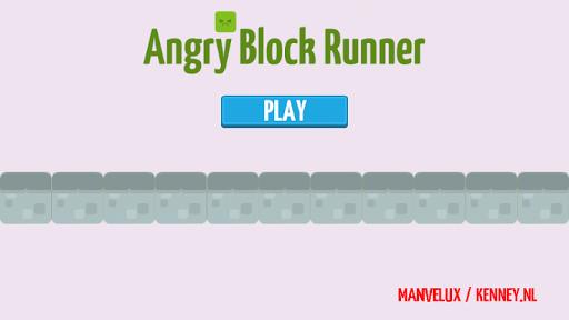 Angry Block Runner - 憤怒座亞軍