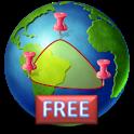 GPS Alan Ölçümü Free icon