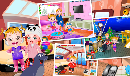 Baby Hazel New Year Bash  {cheat|hack|gameplay|apk mod|resources generator} 4