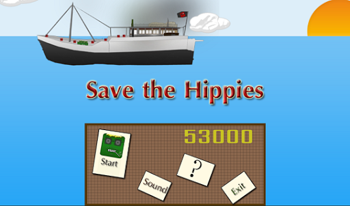Save the Hippies
