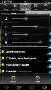 CM9 CM10 CM11 : Gunmetal Cobal - screenshot thumbnail