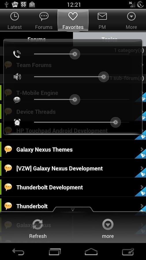 CM9 CM10 CM11 : Gunmetal Cobal - screenshot