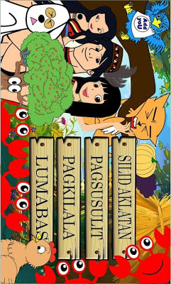 TiBook: Tagalog Story Teller - screenshot