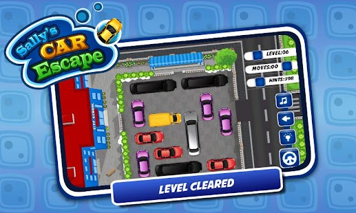 Sally Car Parking - Girls Game - screenshot thumbnail