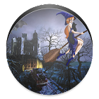 Halloween wallpaper free icon
