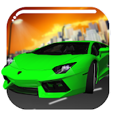 Hot Pursuit 3D - car racing