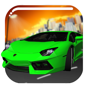 Hot Pursuit 3D – car racing for PC and MAC