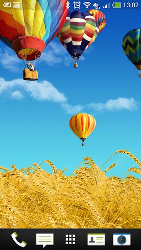 Hot Air Balloon Wallpaper Lite