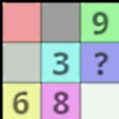 Logic Number Puzzle