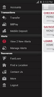 Bank of Albuquerque Mobile - screenshot thumbnail