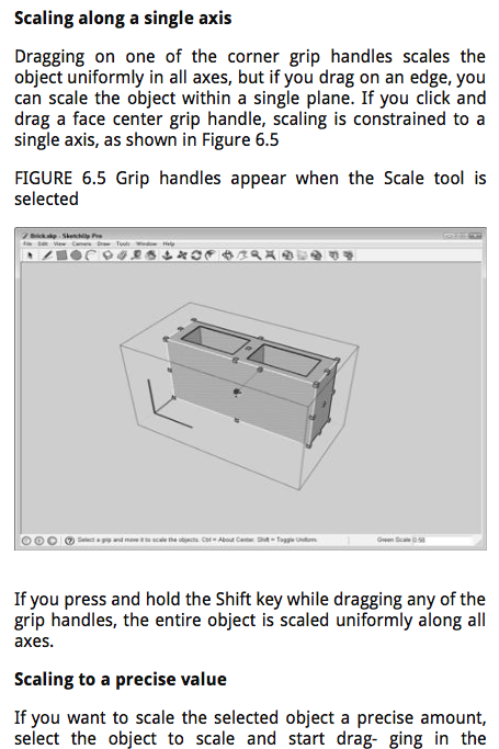 Google Sketchup Tutorials - screenshot