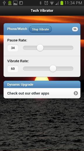 玩免費健康APP|下載Tech Vibrator for SmartWatch app不用錢|硬是要APP