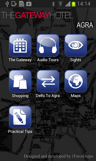iTajGateway:Agra by Gateway