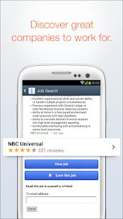 Job Search Screenshot 5