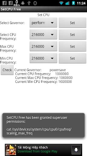 SetCPU Free