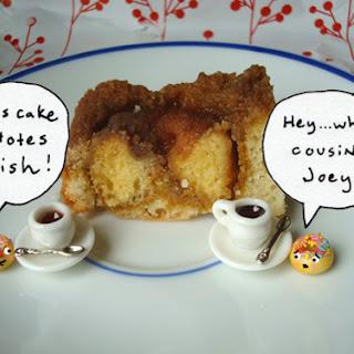 Doughnut Upside-Down Cake