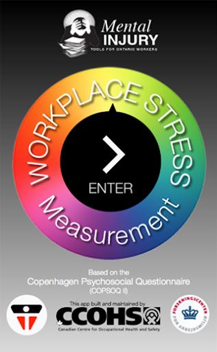 Measure Workplace Stress