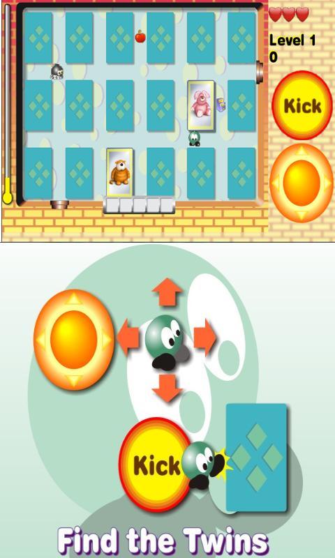 MIMOMEE MAZE MEMORY - screenshot