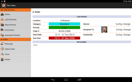 【免費商業App】Flex Task-APP點子