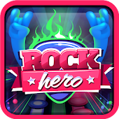 Rock Hero: Crazy Guitar Game