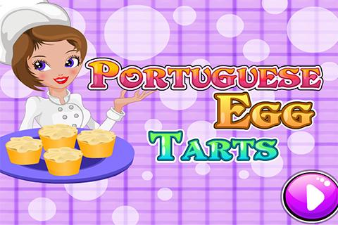 Portuguese Egg Tart Game