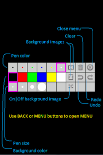 Blackboard Remote Finger Draw- screenshot thumbnail
